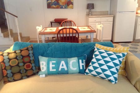 Beachy studio near the Ocean - Tybee Island - Appartamento