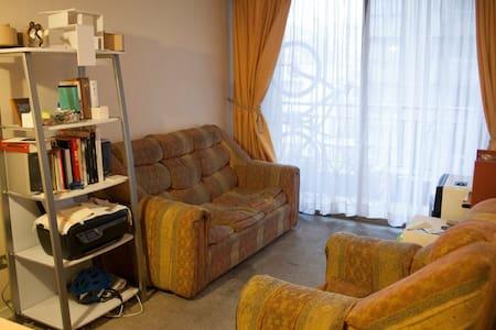habitación agradable y acogedora en centro stgo. - Santiago