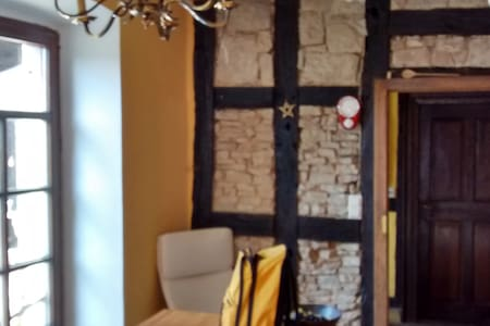 Rustikale Bauernhaus Idylle - Casa