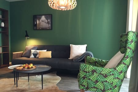 Uppsala I design - Appartement