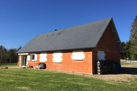 Maison 90m² au milieu de la verdure - House