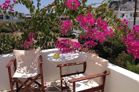 """Deliziosa """"Colombaia"""" sul mare - Patmos - Διαμέρισμα"""