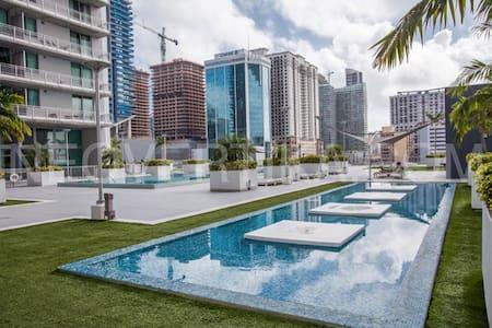 Luxury loft in Brickell, Miami - Miami - Loft