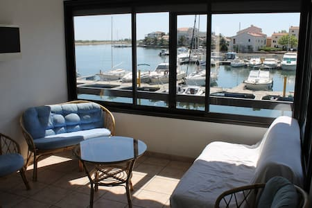 Duplex sur Marina - Apartament