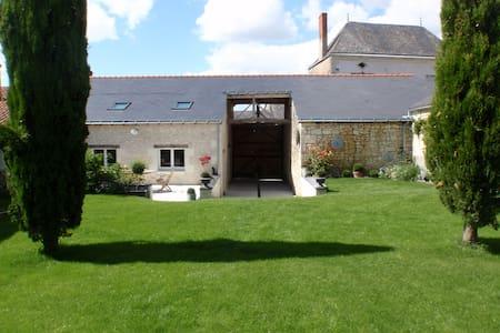 Le Jardin de Chanoine - Le Puy-Notre-Dame - Dom