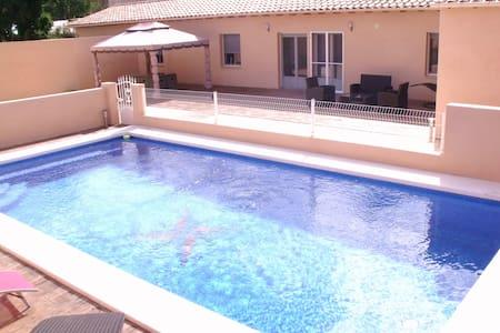 Villa 6/8P et Piscine privée chauffée prox Argelès - Villelongue-Dels-Monts - Villa