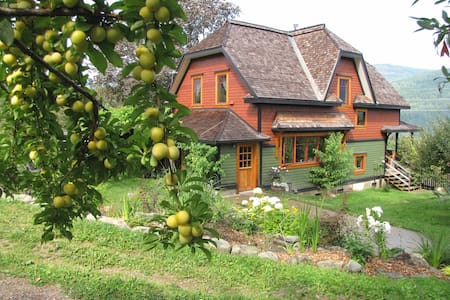 BioBio (Eco) Suite, on organic farm - Nelson