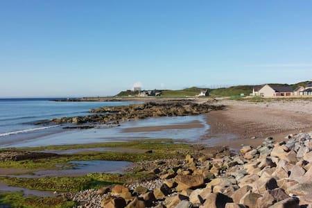 Sea view Clean & Comfy B&B  Moray  6 - Portgordon - Bed & Breakfast