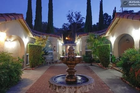 Los Gatos Garden Inn Vintage Rm 22 - 로스 가토스(Los Gatos)
