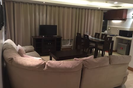 1 Bedroom Suite in the City Center EDSA Makati - Makati - Appartement en résidence
