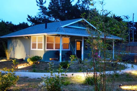 Sparkling New Garden Spa House - Point Reyes Station - Casa