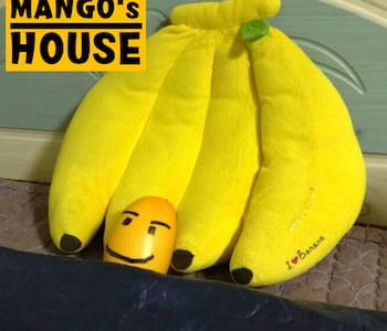 Mango's house