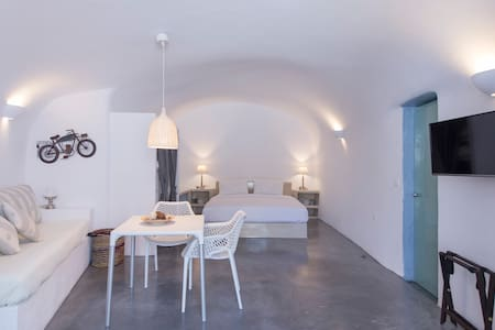 Isalos Cave Suite - Naftilos Houses - Finikia - Haus