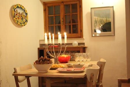 Lovely townhouse in Umbria - Collazzone - House