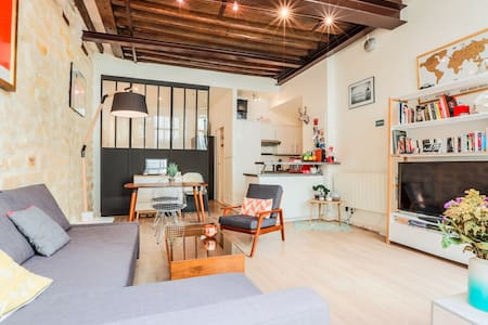loft in le Marais Paris 3th borough - Parigi - Loft