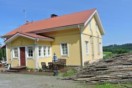 Villa Flickbacka - Hus