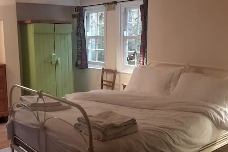 Spacious 1 bed apartment in desirable Summertown - Oxford - Apartment