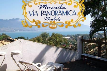 Ilhabela - Morada Via Panorâmica - Ilhabela