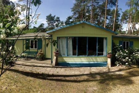 Liebenswertes Ferienhaus in Seenähe - Casa