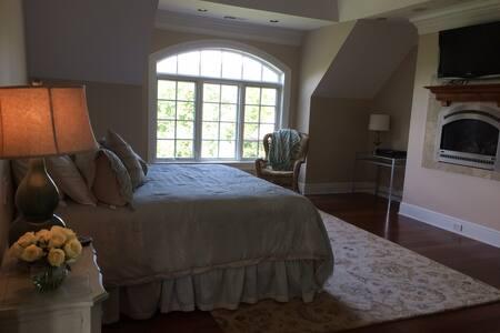 Laurel Hill - Master Bedroom - Szoba reggelivel