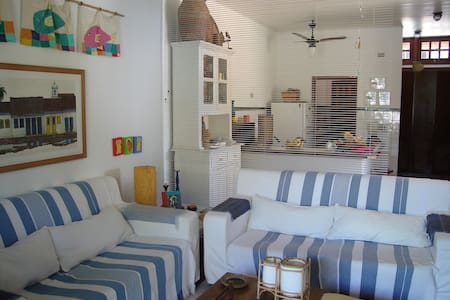 casa na Barra do Una, 150m da praia - São Sebastião - Dom
