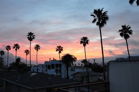 Ocean View Room in Santa Monica - Apartment