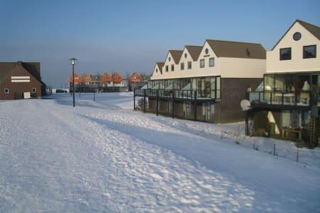 Vakantiehuis Dwinger in Stavoren Fr - Appartement
