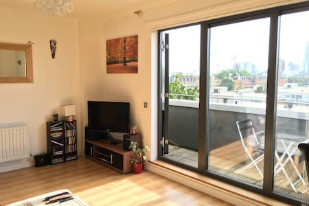 Central East London location with a view - London - Apartment