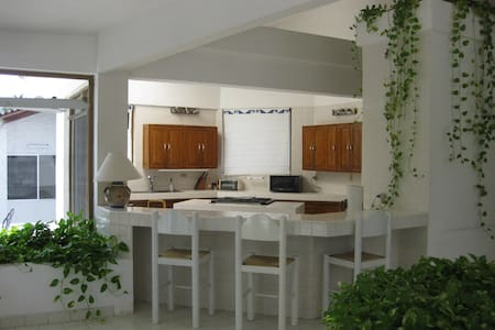Private 2 Bedroom unit with patios. - Nuevo Vallarta - House