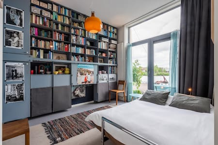 Comfortable room with your own shower and toilet - Amsterdam - Haus