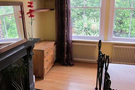 Historic Large Victorian bedroom