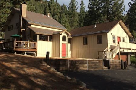 Squaw Valley 6 bedroom 3 bath - House