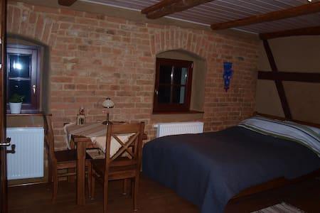 Pokój dla rodziny 2 + 1 - Appartement