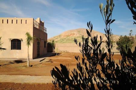Location villa alentours de Marrakech - Villa