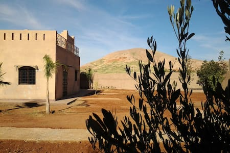 Location villa alentours de Marrakech - Marrakech Marrakech - Villa