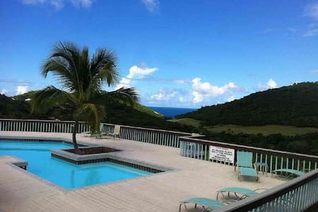 Paradise Found! Beach,Golf, Relax! - St. Thomas - Condominio