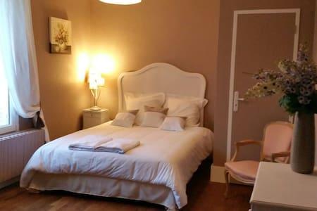 Chambre double - proche Disneyland - Nanteuil-lès-Meaux