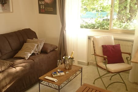 Studio confortable in heart of Cannes. - Cannes - Apartment
