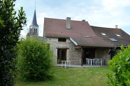 Gîte entre vignes et bois - Boncourt-le-Bois - Haus