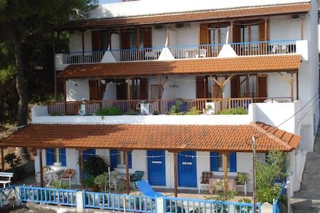 www.ethra.gr - Gästehaus
