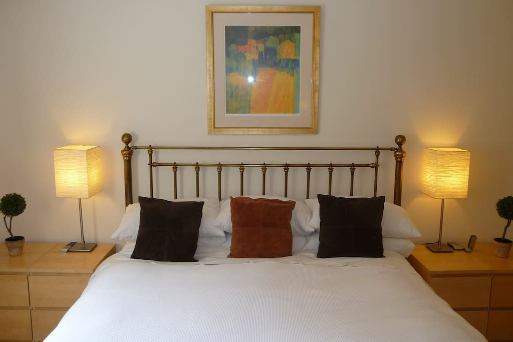 Keepers Rest - with super kingsize bed