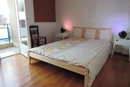 Cosy bedroom near Acropolis - Apartment