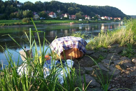 Ferien im Denkmal an der Elbe - House