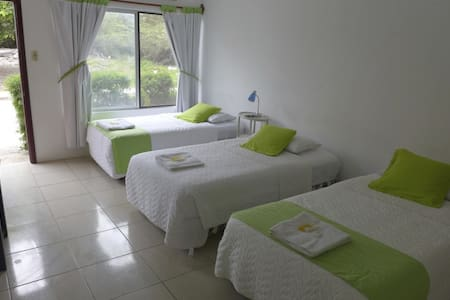 HOSTAL LA GRAN TORTUGA - Bed & Breakfast