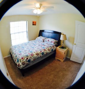 Military Household Guest Bedroom - Jacksonville - Haus