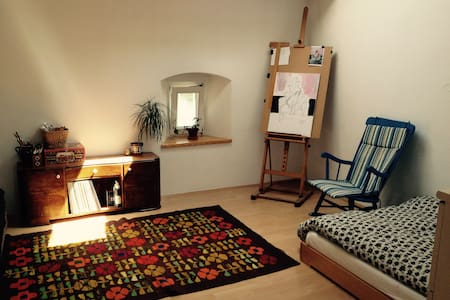 ROOM IN HISTORIC CENTRE OF OLOMOUC - Loft