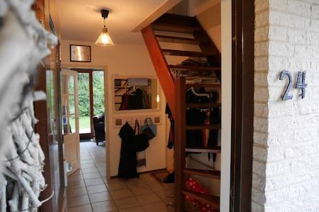 Cosy comfortable  beachhouse 6p - Vrouwenpolder