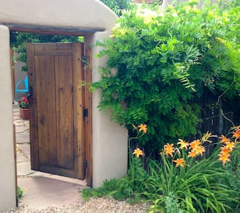 Charming Santa Fe Home and Gardens