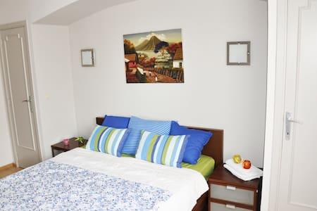 NICE ROOM FOR 2 VERY CALM. BRUSELS - Sint-Pieters-Leeuw - Byt