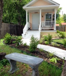 ECLECTIC NEW ORLEANS SHOTGUN HOUSE ALL BILLS PAID! - House